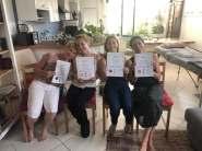21 juillet 2019 diplômes l'être en mains reiki lille nord pas de calais bien être relaxation énergie